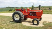 2020 Orange Spectacular Featured Tractor – The Model Two-Ten