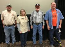 2021 Spring Membership Meeting Election Results