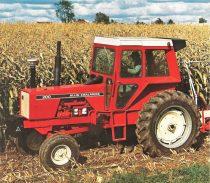 2022 Orange Spectacular Feature Tractor