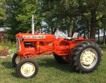 2022 Orange Spectacular Raffle Tractor