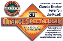 Orange Spectacular 30th Anniversary DVD Now Available